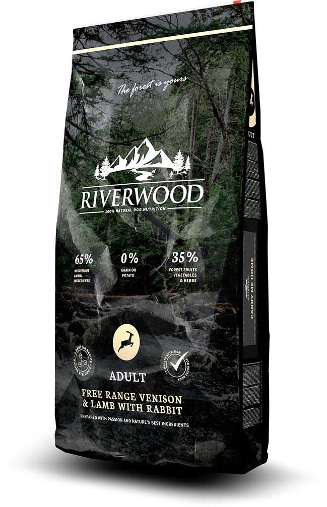 Riverwood Adult Venison Hondenvoeding