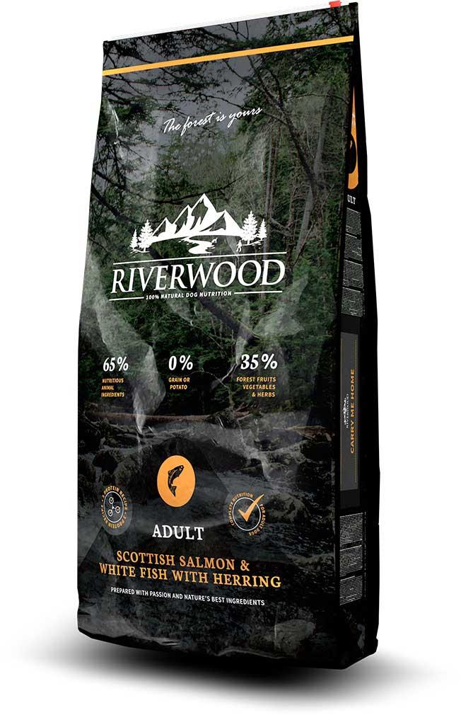 Riverwood Adult Scottish Salmon Hondenvoeding