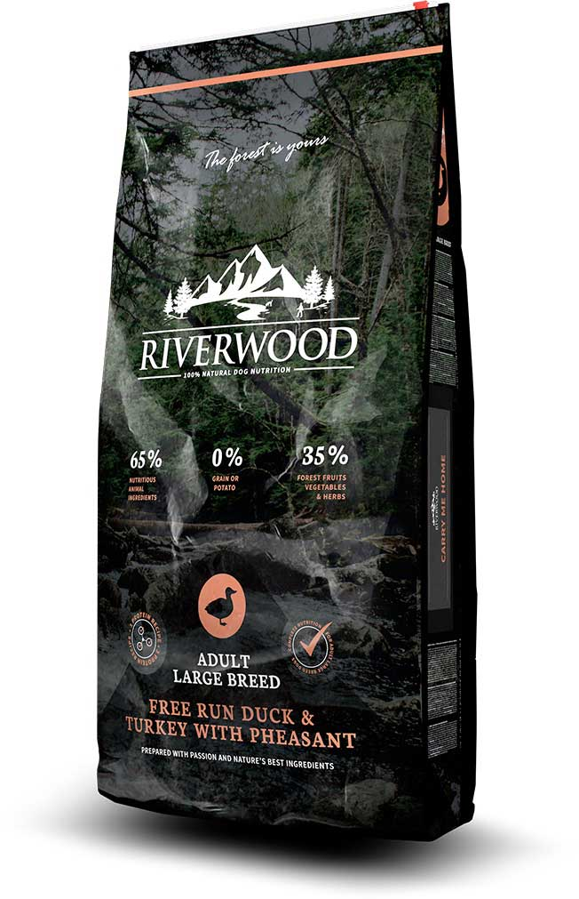 Riverwood Adult Large Breed Hondenvoeding