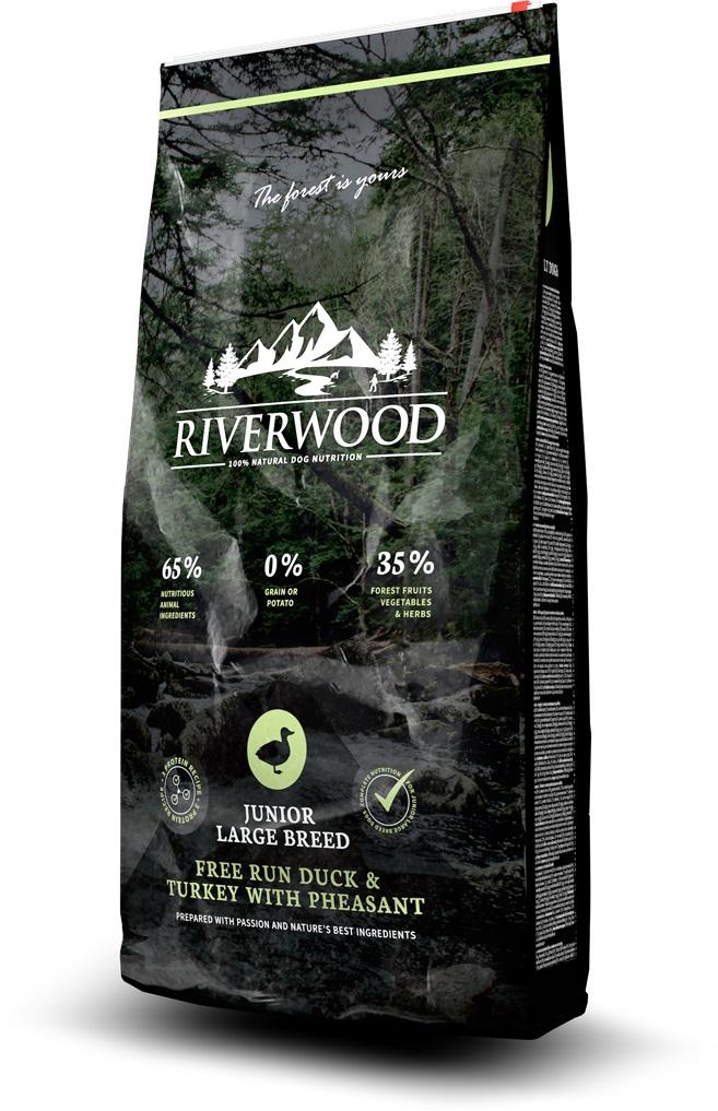 Riverwood Junior Large Breed Hondenvoeding
